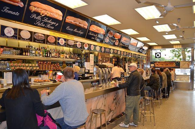 Fast-food: comida rápida x problemas de saúde