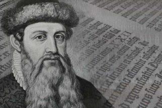 Biografia de Johannes Gutenberg