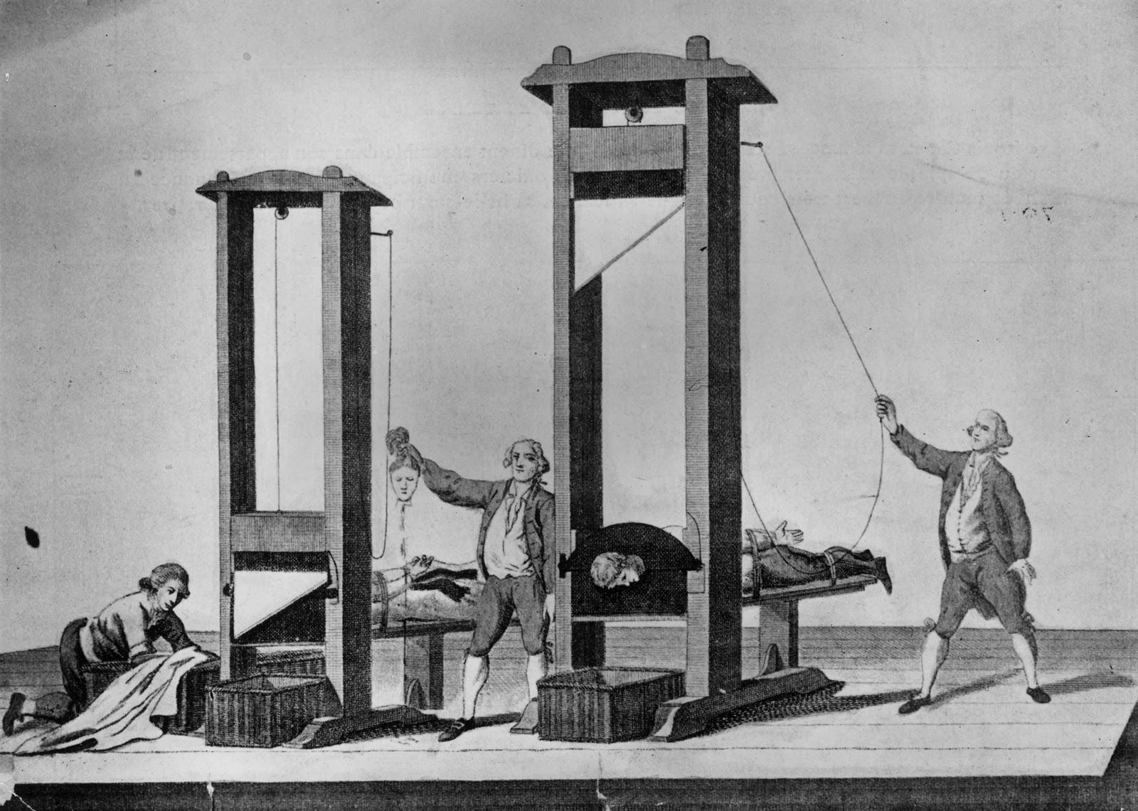 O que é e como ocorre a decapitação