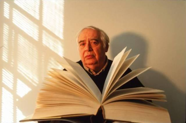 A crítica literária de Harold Bloom