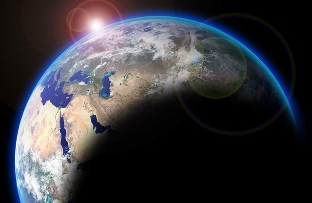 O globo terrestre é um ímã; entenda - Estudo Prático