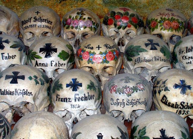 Ossário da Igreja de São Miguel