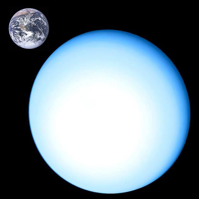 Você sabia? No passado, o planeta Urano já teve outro nome ...