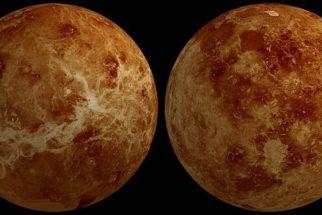 A primeira observação do trânsito de Vênus