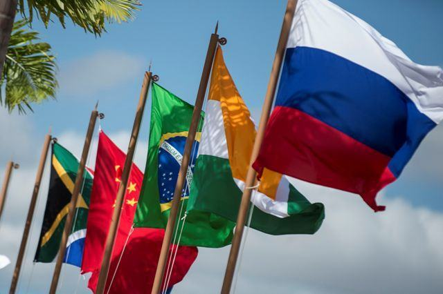 Brasil, Rússia, Índia, China e África do Sul: o BRICS - Estudo Prático