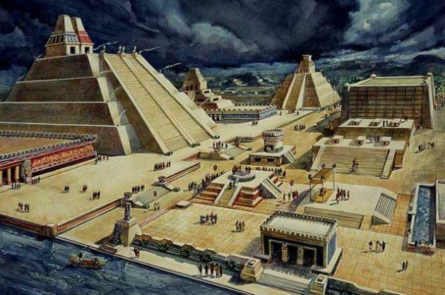 Ruínas astecas: descobertas de misteriosas câmaras seladas