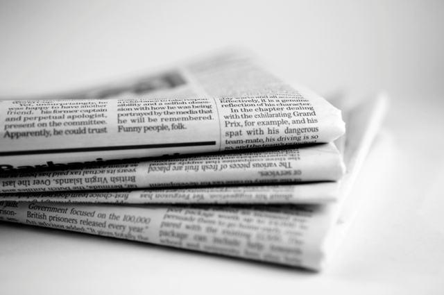 Textos jornalísticos