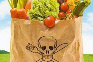 Você sabia? Diariamente consumimos 4 tipos de venenos químicos