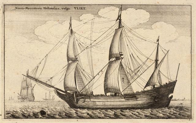 Descobrimentos e navegações holandesas