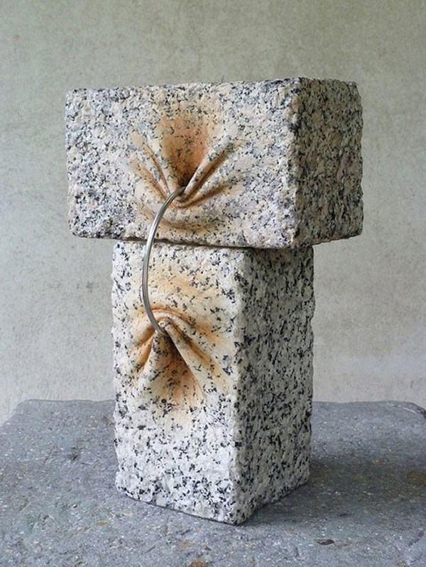 Incríveis esculturas de pedra feitas pelo espanhol José Manuel Castro López