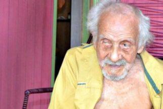 O ser humano mais velho do mundo é um brasileiro