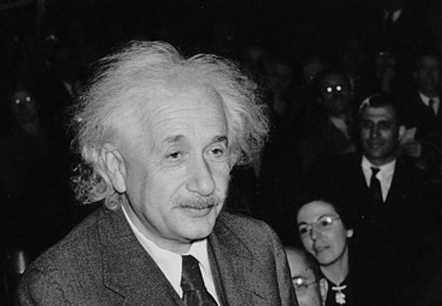 Como morreu Albert Einstein?
