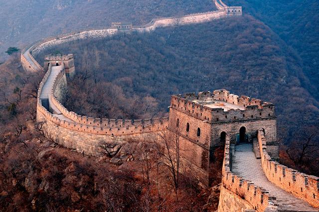 A China é o país mais populoso do mundo, com mais de um bilhão de habitantes