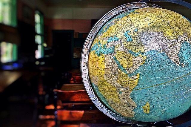 O que é Conhecimento Geográfico?