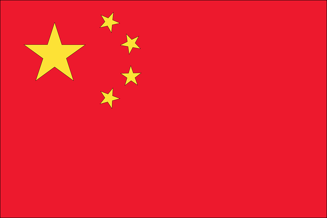 Significado da bandeira da China