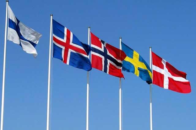 Além da Noruega, países como a Dinamarca, Finlândia, Islândia e Suécia possuem a cruz nórdica em suas bandeiras