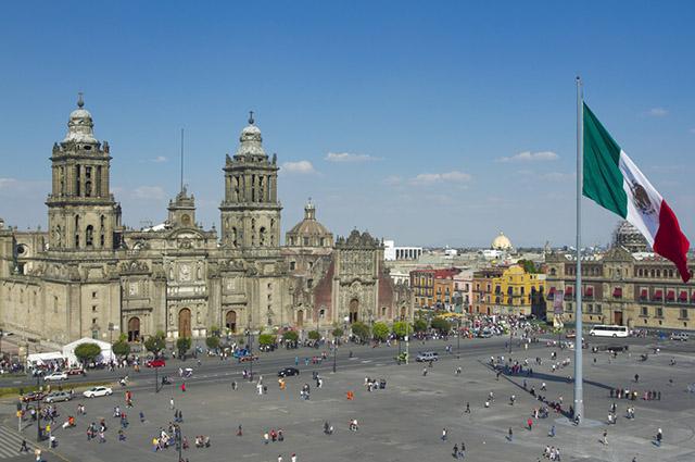 A capital mexicana é uma dos destinos mais requisitados para o turismo no país