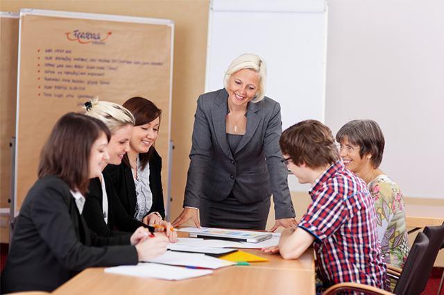 Grupo de professores