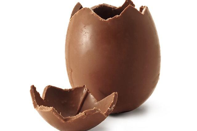 Imagem de ovo de chocolate