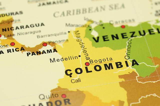 A população colombiana é bastante miscigenada