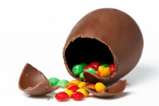 Onde surgiu o primeiro ovo de Páscoa?