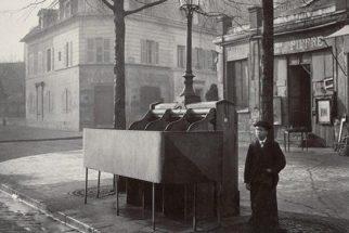 Veja como eram os banheiros públicos em Paris no século 19