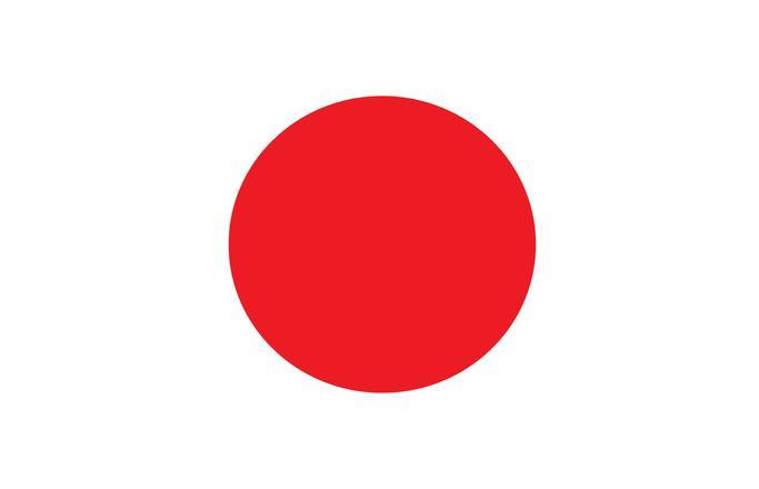 Significado da bandeira do Japão