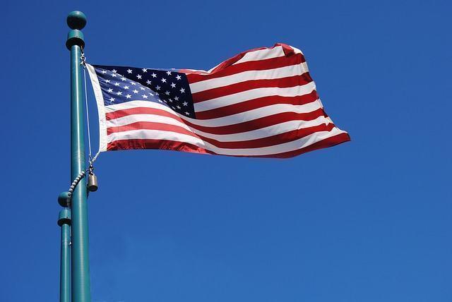 Significado da bandeira dos Estados Unidos