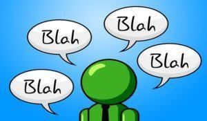 Blah Conversation Meaning Chit Chat And Consultation