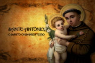 O dia 13 de junho e a comemoração de Santo Antônio
