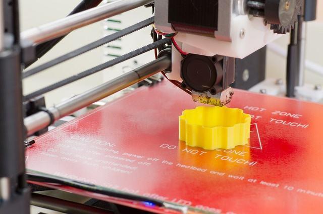Imagem de impressão em 3D