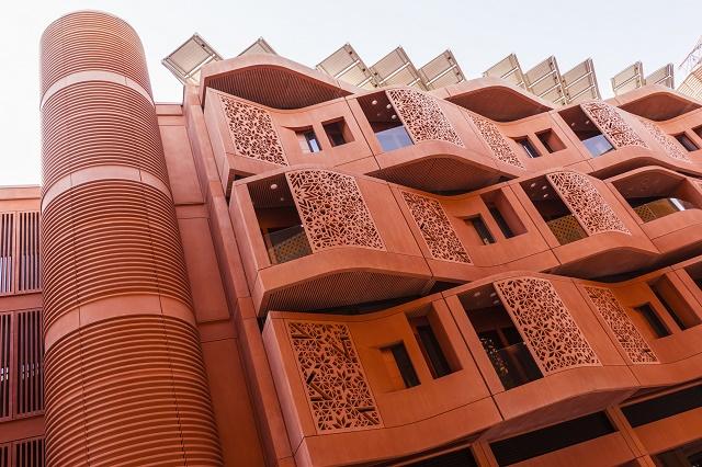 Prédio de Masdar