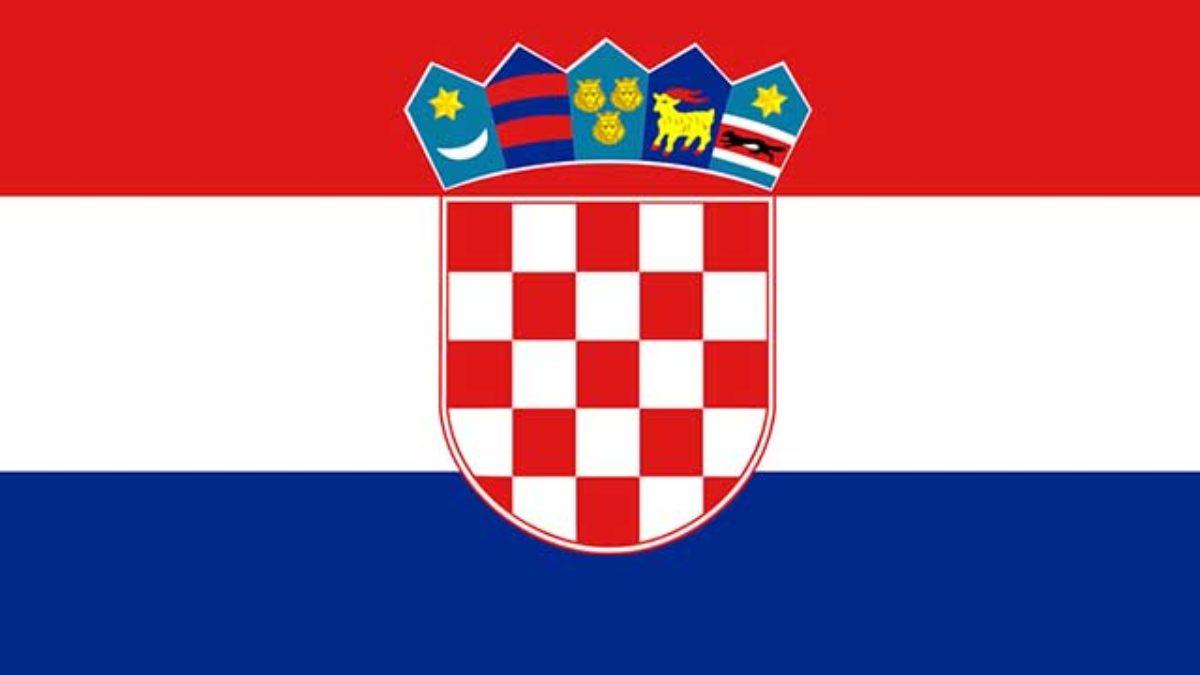 Significado da bandeira da Croácia - Estudo Prático