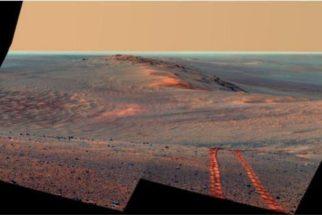Incríveis imagens revelam beleza no Planeta Marte
