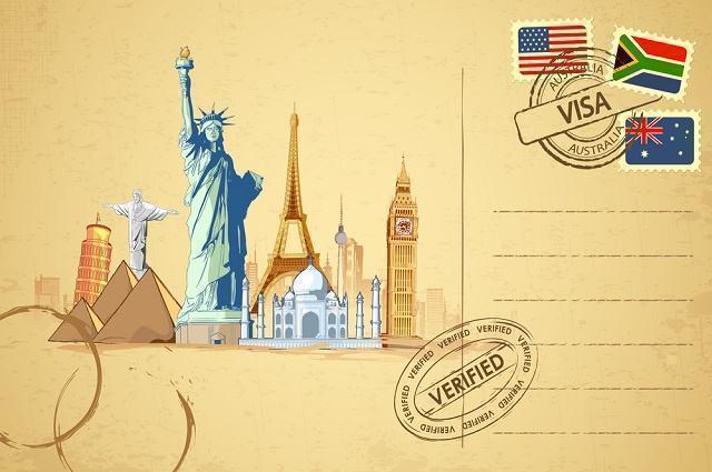 Imagem de cartão-postal