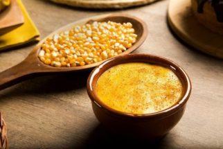 Prato junino: o correto é chamar canjica ou curau?