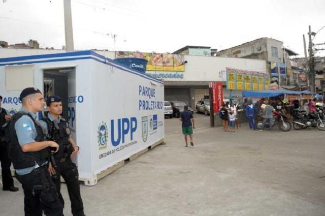 A presença das UPPs nas comunidades do Rio de Janeiro - Estudo ...