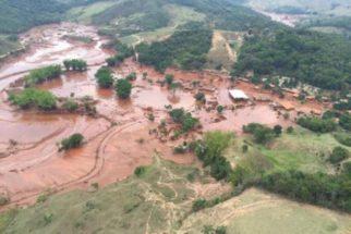 Justiça Federal vai julgar ações do desastre em Mariana