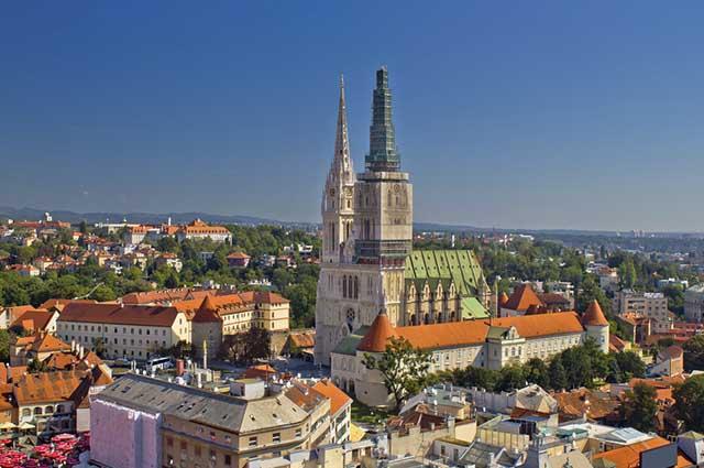 A Croácia é um país que apresenta elevados indicadores sociais e econômicos