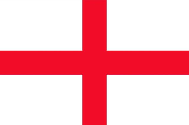 O significado da bandeira da Inglaterra tem relação com o patrono desse país, São Jorge