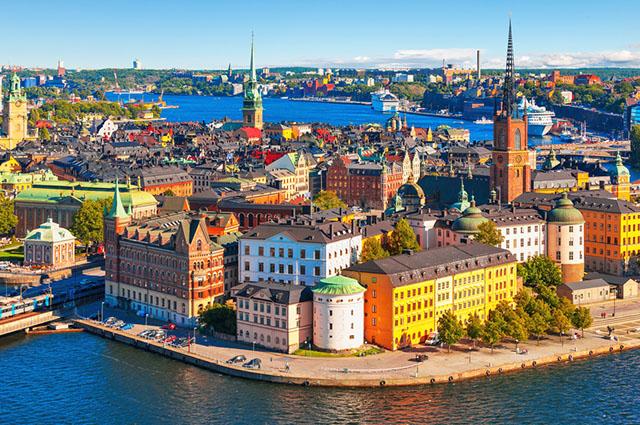A Suécia é considerada como o melhor país para se envelhecer