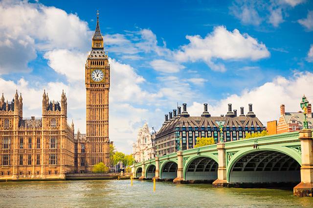 Dentre os países do Reino Unido, a Inglaterra é o que possui a economia mais desenvolvida