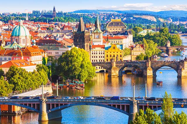 A República Tcheca está entre alguns dos melhores países para envelhecer