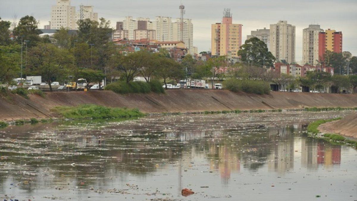 Os rios mais poluídos do Brasil - Estudo Prático