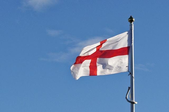 Significado da bandeira da Inglaterra