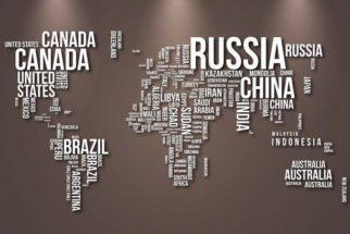 Descubra quantos países existem no mundo
