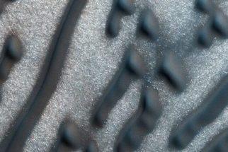 Marte: Descoberta mensagem em código Morse no planeta