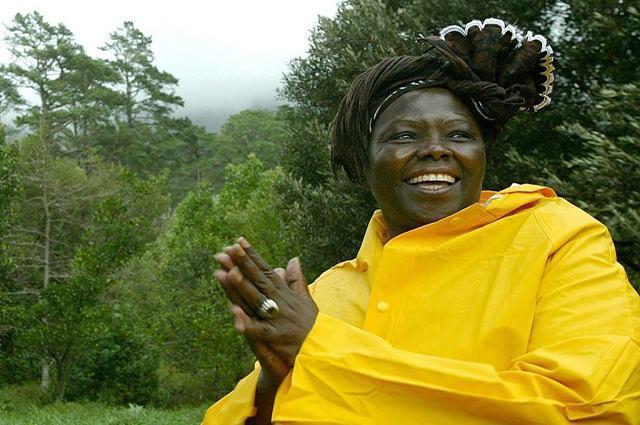 conheca-as-mulheres-notaveis-que-ficaram-de-fora-dos-livros-de-historiaa-Wangari Maathai
