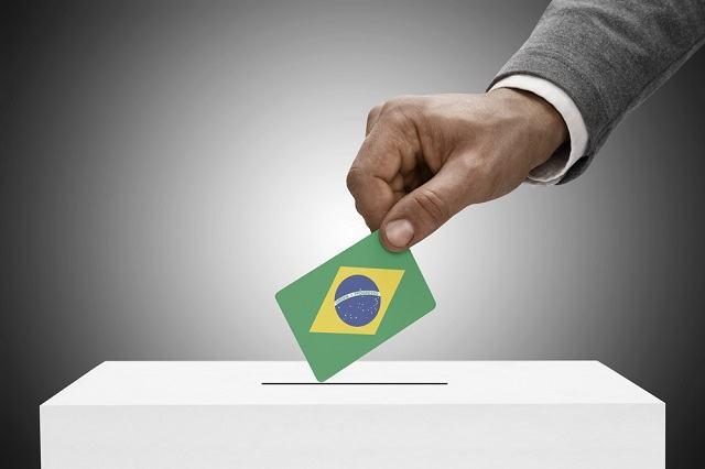 Quando ocorreu a primeira eleição para presidente no Brasil?