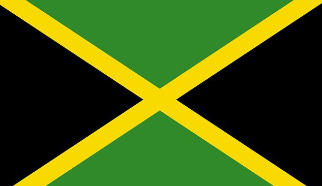 Significado das cores da bandeira da Jamaica - Estudo Prático